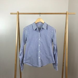 Brooks Brothers • Fitted Striped Button Down Shirt